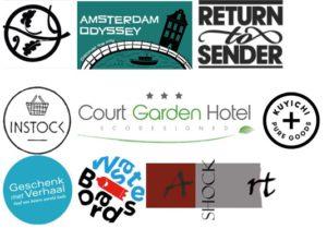 Logo's samen