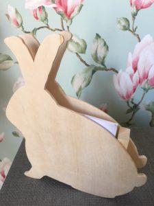 recycle konijn
